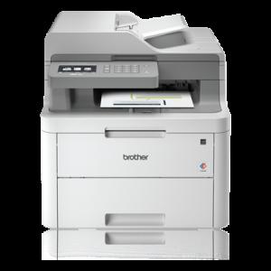 מדפסת לייזר משולבת צבע Brother MFC-L3710CW