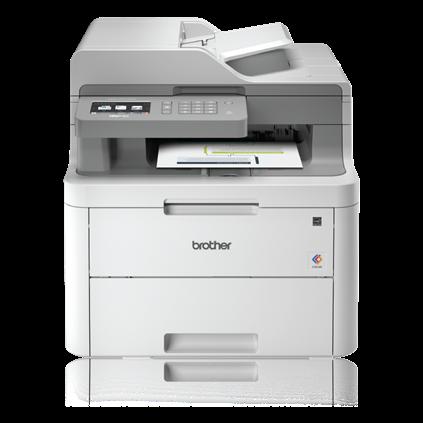 טוב מאוד מדפסת לייזר משולבת צבע Brother MFC-L3710CW - פרינטרליין - PrinterLine KK-77