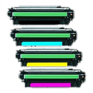 סט טונרים למדפסת HP 4540
